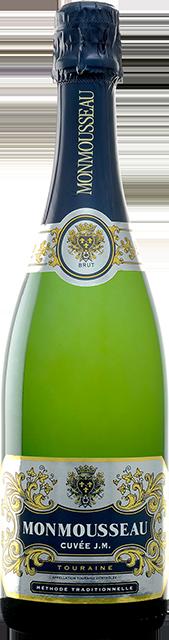 Touraine blanc brut, Cuvée JM (Monmousseau) Loire Vins
