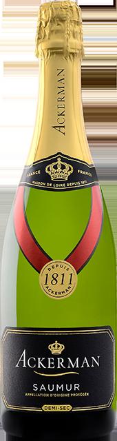 Saumur blanc demi-sec, 1811 (Ackerman) Loire Vins