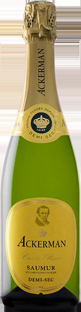 Saumur blanc demi-sec, Cuvée Privée (Ackerman) Loire Vins