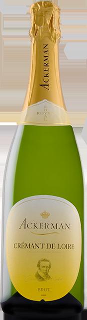 Crémant de Loire blanc brut, Cuvée Privée (Ackerman) Loire Vins