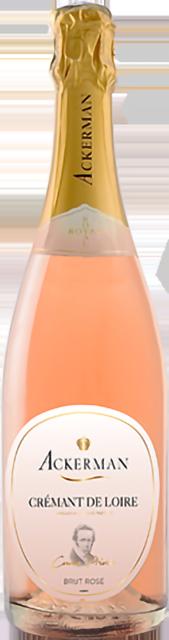Crémant de Loire rosé brut, Cuvée Privée (Ackerman) Loire Vins