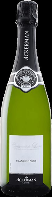 Crémant de Loire blanc brut, Blanc de Noir (Ackerman) Loire Vins