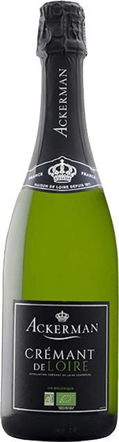 Crémant de Loire blanc brut, bio (Ackerman) Loire Vins