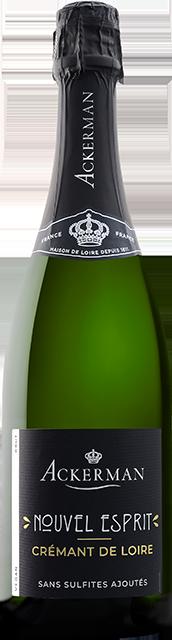 Crémant de Loire blanc brut, Nouvel Esprit (Ackerman) Loire Vins