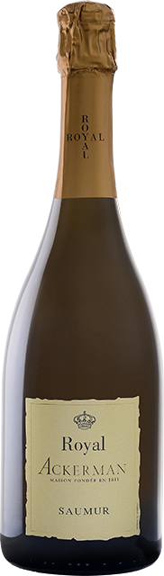 bouteille 1 Saumur blanc brut, Royal Loire Vins