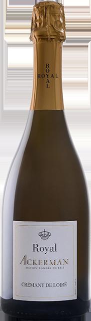 Crémant de Loire blanc brut, Royal (Ackerman) Loire Vins