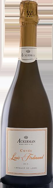 Crémant de Loire blanc brut, Louis Ferdinand (Ackerman) Loire Vins