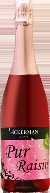 Jus de raisin pétillant, Pur Raisin (Ackerman) Loire Vins
