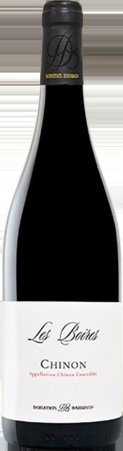 Chinon rouge, Les Boires (Donatien Bahuaud) Loire Vins