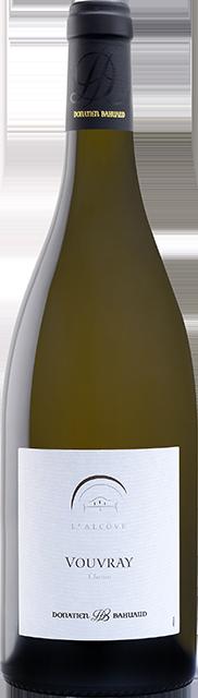 Vouvray sec, L'Alcove (Donatien Bahuaud) Loire Vins
