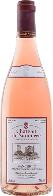 Sancerre rosé (Château de Sancerre) Loire Vins