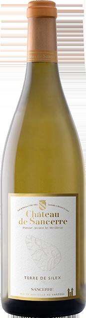 Sancerre blanc, Terre de Silex (Château de Sancerre) Loire Vins