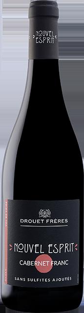 bouteille 1 IGP Val de Loire, Cabernet franc rouge (Drouet Frères) Loire Vins