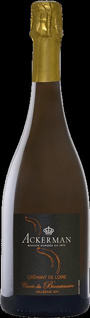 Crémant de Loire blanc brut, Bicentenaire (Ackerman) Loire Vins