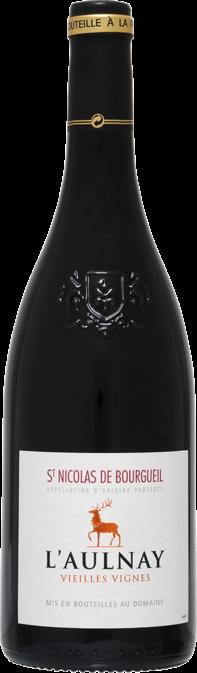 St Nicolas de Bourgueil, Vieilles Vignes L'Aulnay Loire Vins