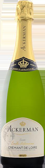 Crémant de Loire blanc brut, Emilie Ackerman Loire Vins