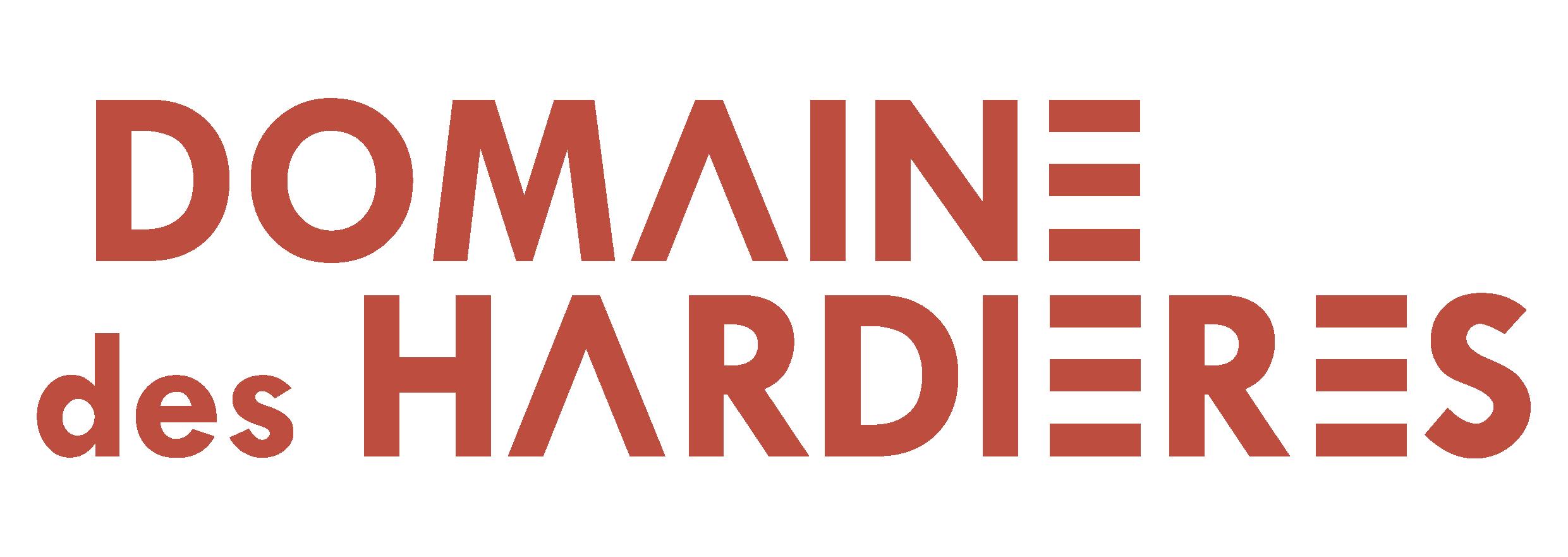 Logo Domaine des Hardières